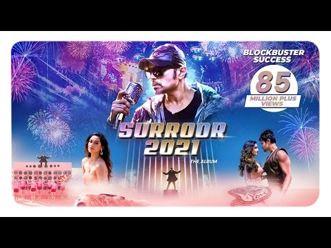 Surroor 2021 Lyrics with english translation    Himesh Reshammiya