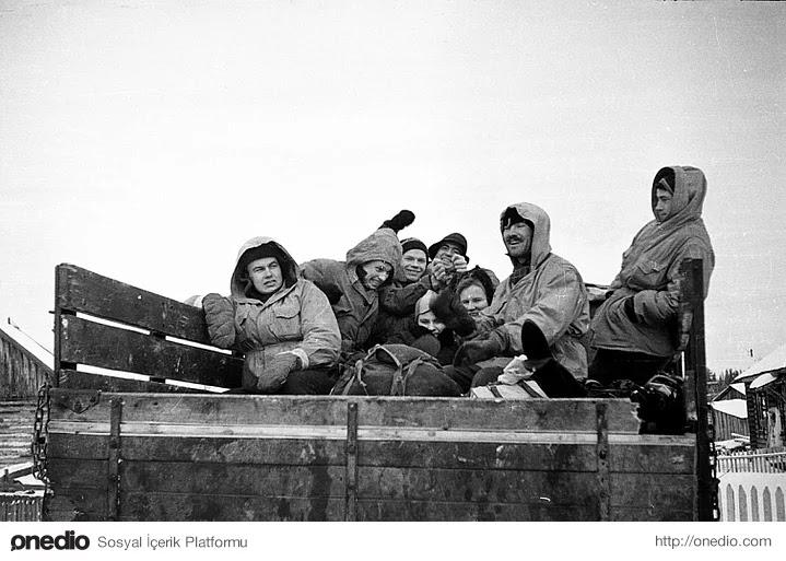 8-) Dyatlov'un Kamerasından, 1959