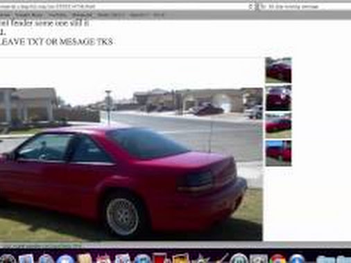 Craigslist El Centro Used Cars For Sale By Owner – Local ...