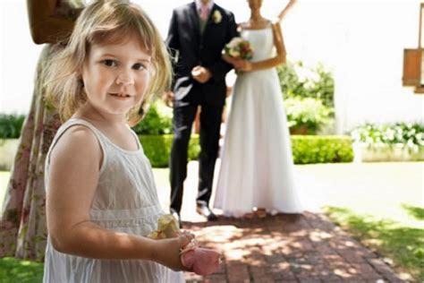 Incorporating Children Into Your Wedding Ceremony   Weddingbee