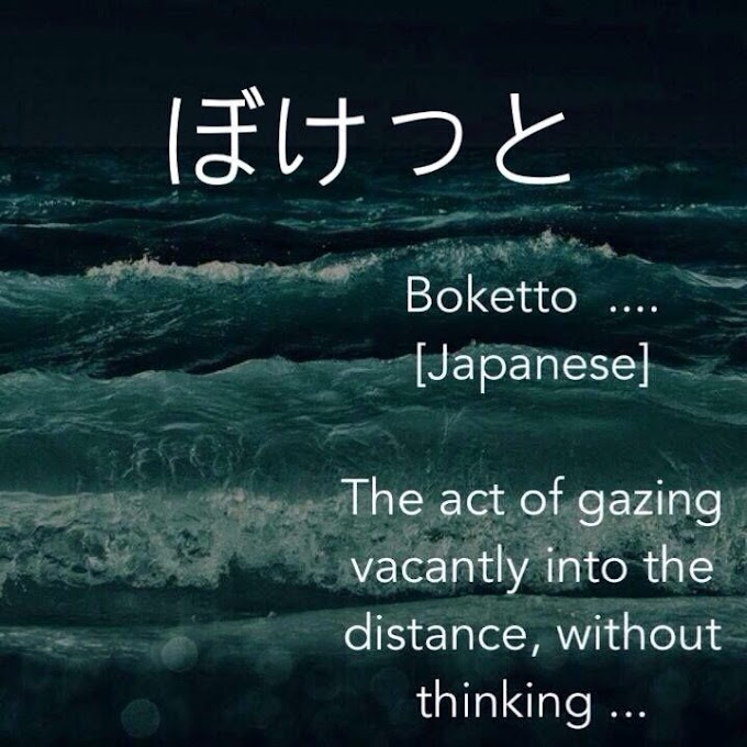 #TantanganMenulis - Boketto