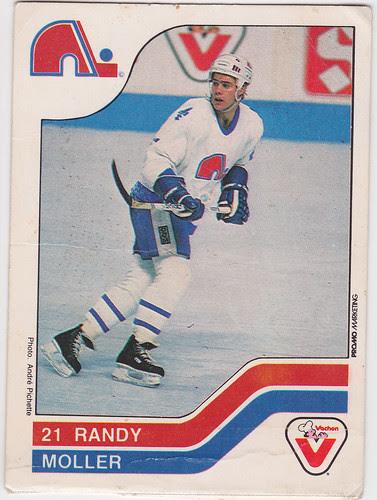 Vachon - Randy Moller- front