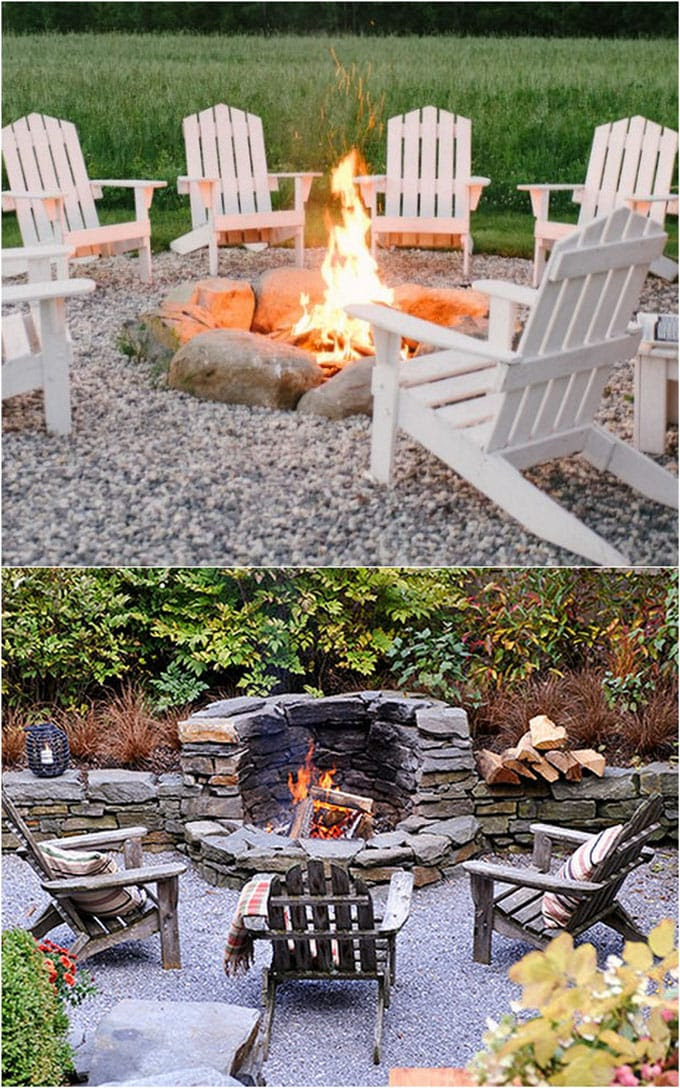 24 Best Fire Pit Ideas To Diy Or Buy Lots Of Pro Tips A Piece