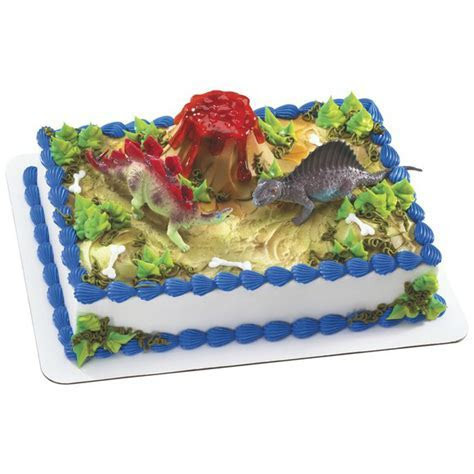 Dinosaur Party Supplies: Cake Topper Kit Party Supplies