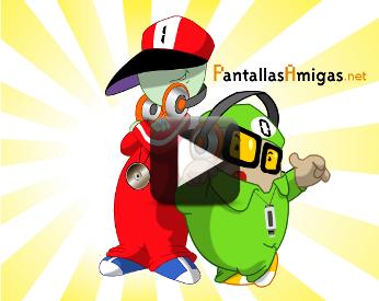 Derechos De La Infancia En Internet Dibujos Animados Para La