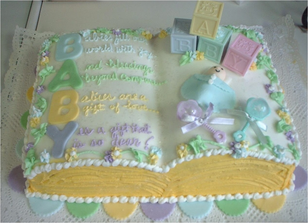40 Creative Baby Shower Cakes And Ideas