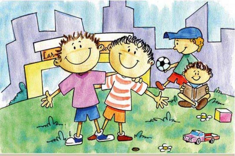 Resultado de imagem para crianças desenho