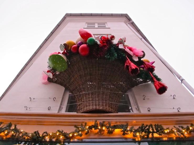 Jul at Centralhjørnet