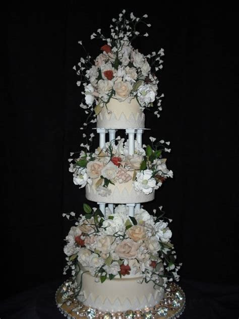 Outrageous Cakes   Phoenix Wedding cakes