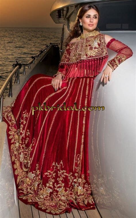 Pakistan Wedding Dresses Collection 2018