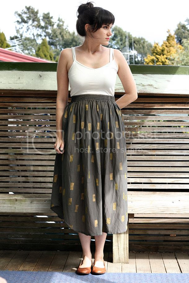Hand painted Skirt photo paintedskirt2.jpg
