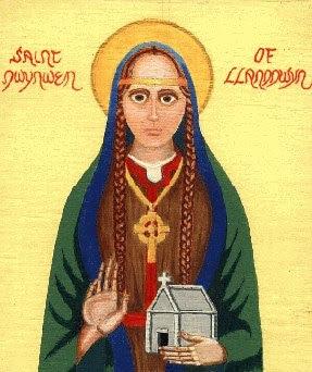 Saint Dwynwen