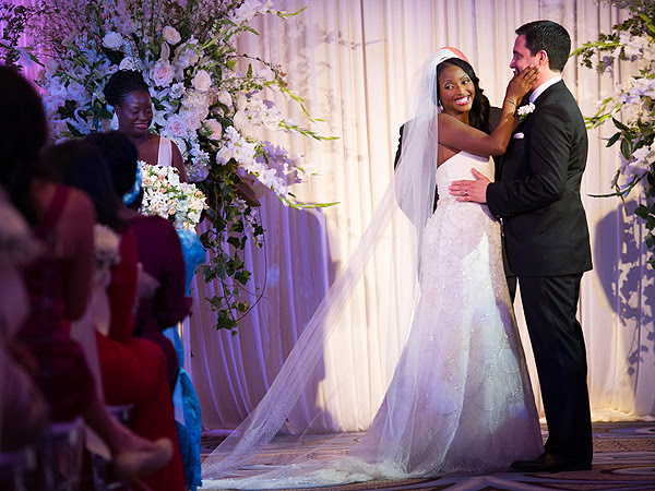 Isha Sesay of CNN Marries Leif Coorlim| Weddings