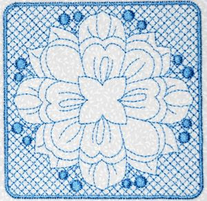 Pure Lacework Quilt Blocks 01