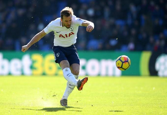 Video: Crystal Palace 0 – 1 Tottenham Hotspur [Premier League] Highlights 2017/18