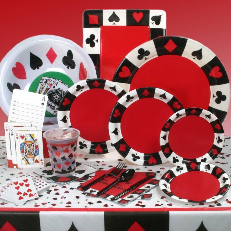 Party Supplies Casino Night Poker Maldives