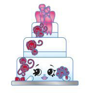 Wendy Wedding Cake   Shopkins Wiki   FANDOM powered by Wikia