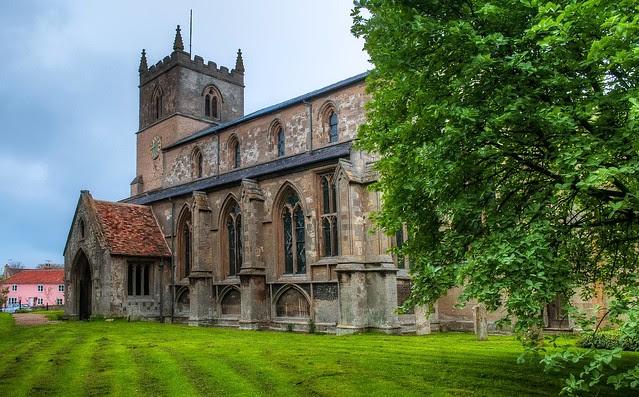 Holy Trinity, Bottisham, Cambridgeshire