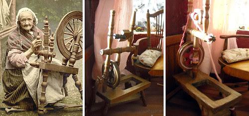 Halfland's Spinning Wheel