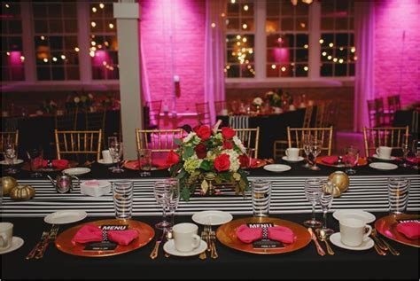 The Foundry Hotel and Banquet Wedding Reception Buffalo