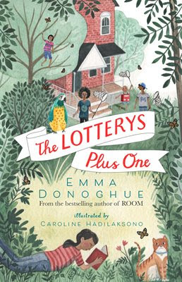 Review: The Lotterys Plus One