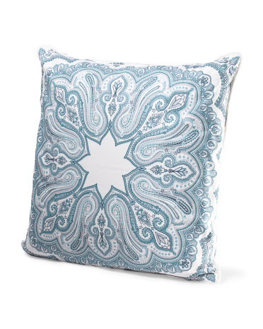 image of Border Printed Pillow