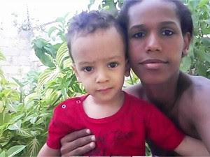 Testemunhas afirmaram que mulher agredia filho com frequência (Foto: Reprodução/ Terceira Via)