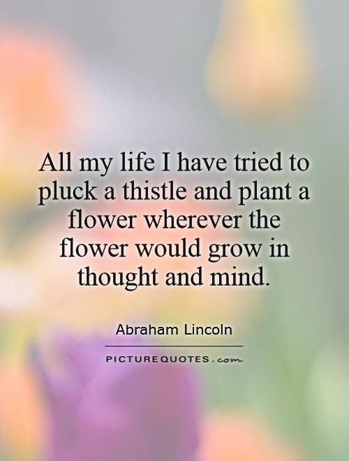 Quotes About Thistles 57 Quotes