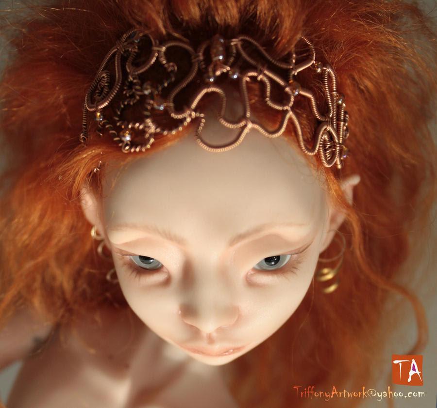 BJD Doll by TriffonyArtwork