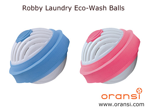 Oransi Robby Laundry Eco-Wash Ball Giveaway