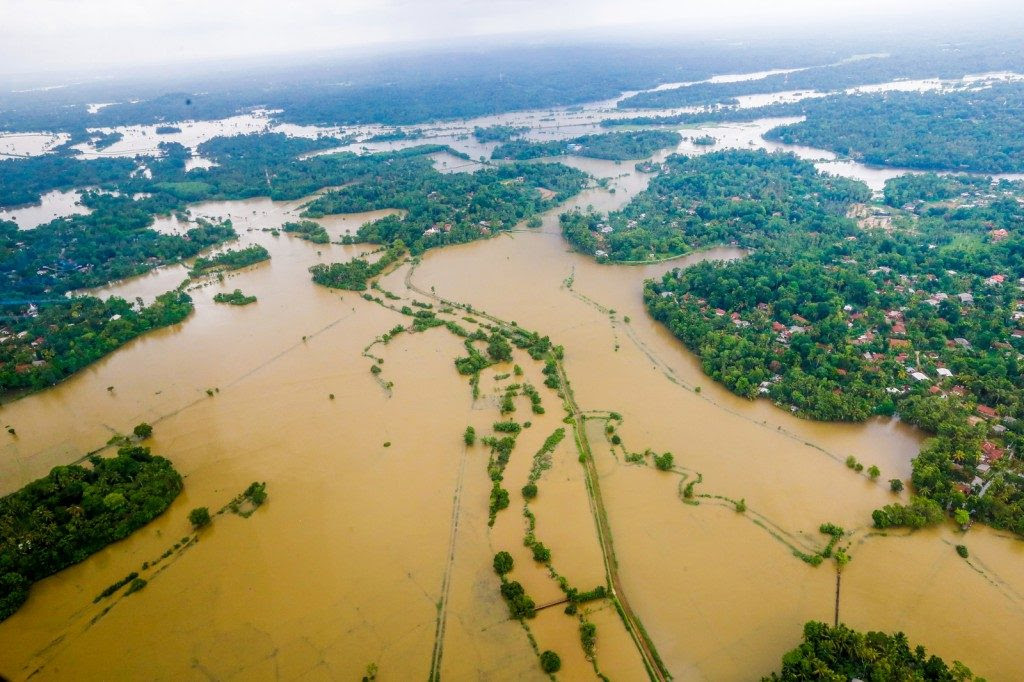 Image result for galle and matara submerged due to floods\