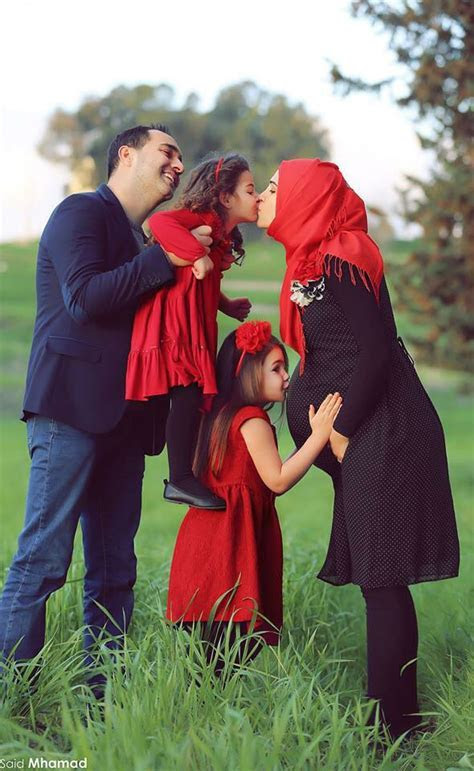 Muslims family   love   happiness   Islamic Themes