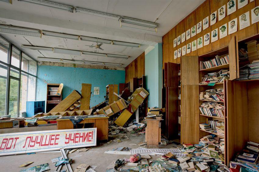Остатки Советского Союза ссср, фотография, заброшенные места, история