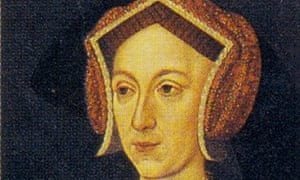 The Nidd Hall portrait held at the Bradford Art Galleries and Museums, thought to be of Anne Boleyn.
