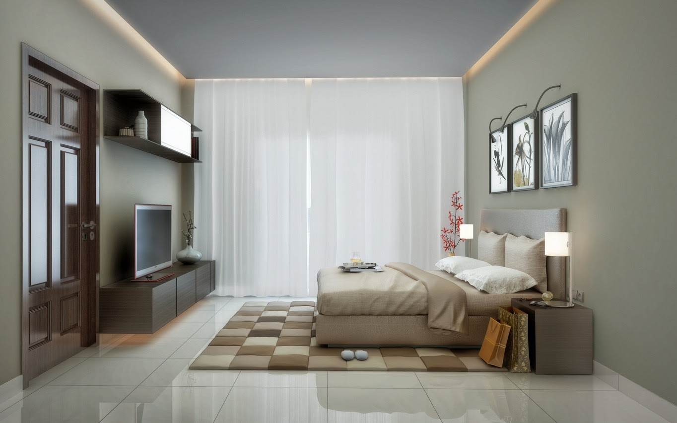 Stylish iBedroomi Designs with Beautiful Creative Details