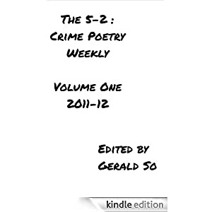 The 5-2: Crime Poetry Weekly, Vol. 1