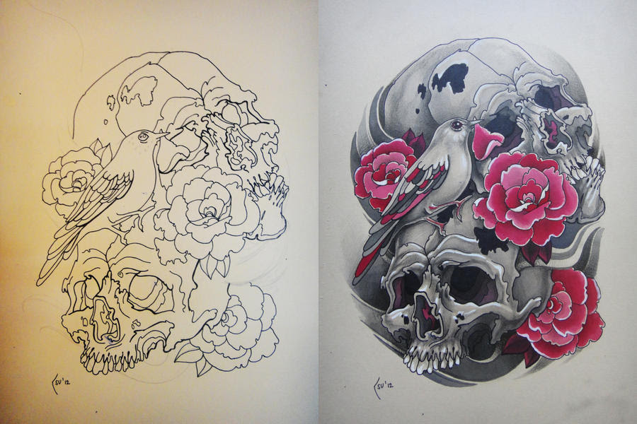 Tatos Me Chapter Free Skull Tattoo Designs To Print