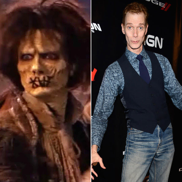 Doug Jones as Billy Butcher