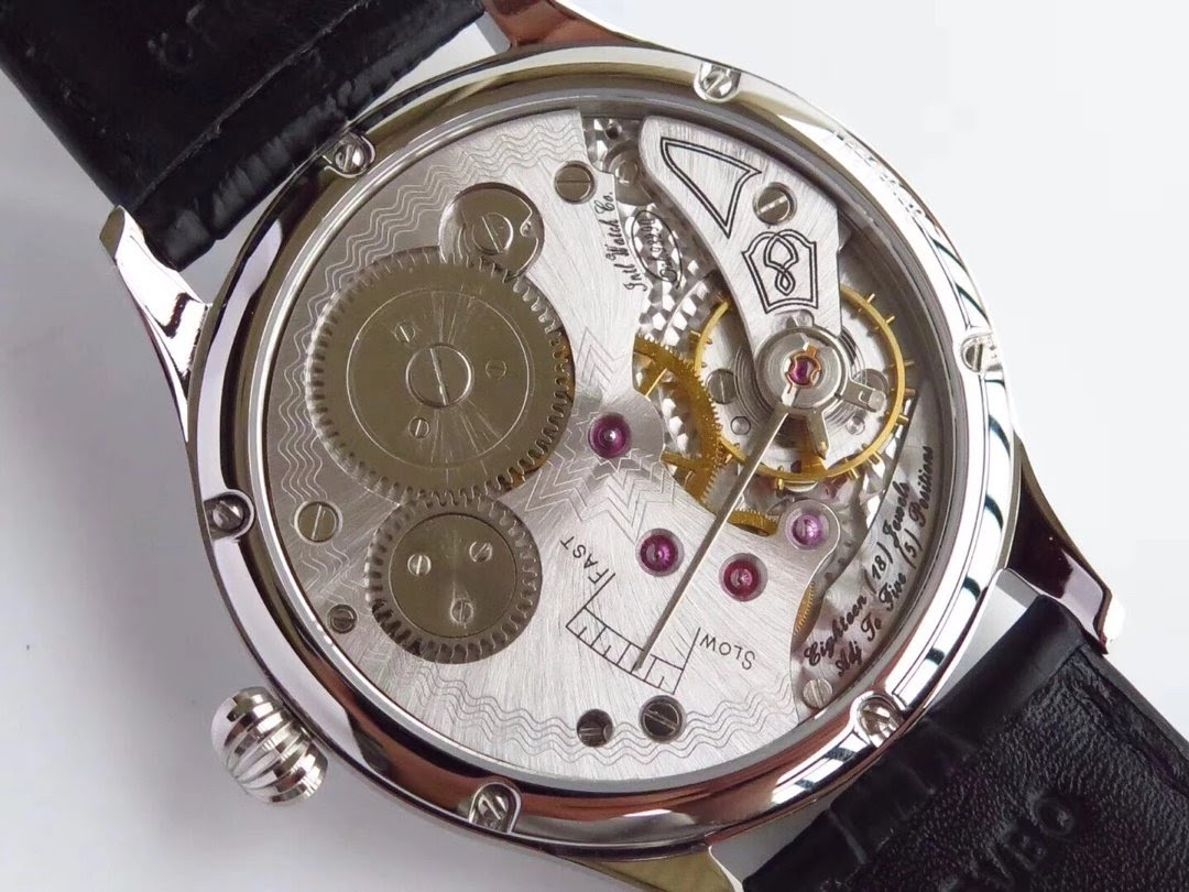 FA Jones IW544203 Manual Winding Movement
