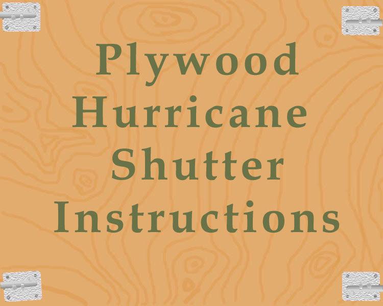 Hurricane Shutters Homepage