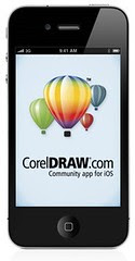 CorelDRAW.com for iPhone