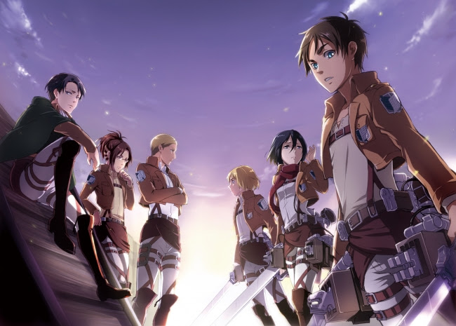 10 Wallpaper Anime Eren Orochi Wallpaper