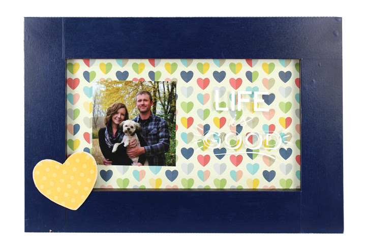 Life Is Good Float Frame Crafts Direct