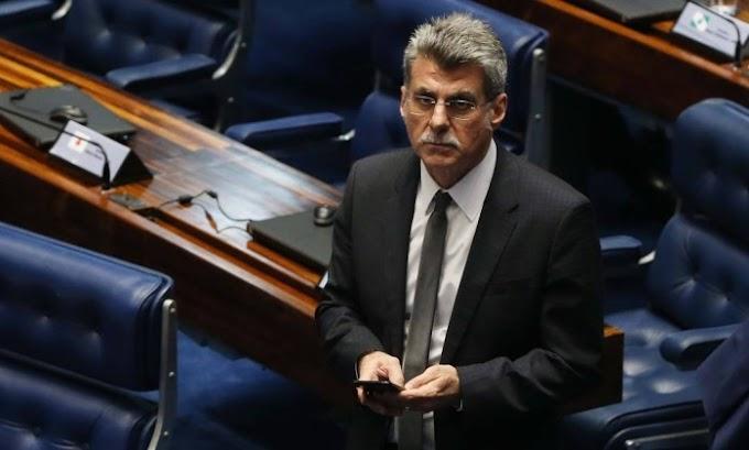 Operação da PF mira filhos e enteados do senador Romero Jucá