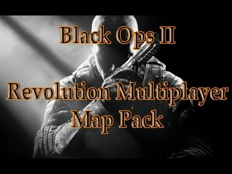 Call Of Duty Black Ops 2 Revolution Map Pack Multiplayer