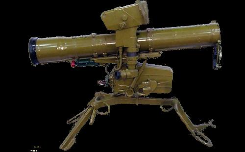 Resultado de imagen para Konkurs missile
