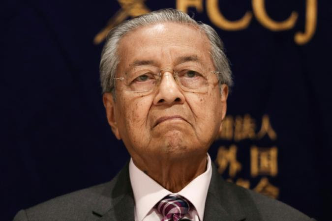 There Is Only One Way Now For Malaysia And Mahathir Must Take It