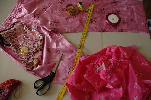 pink skirt :: rosa skjørt #1