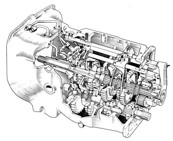 Massey Ferguson Multi Power Diagram