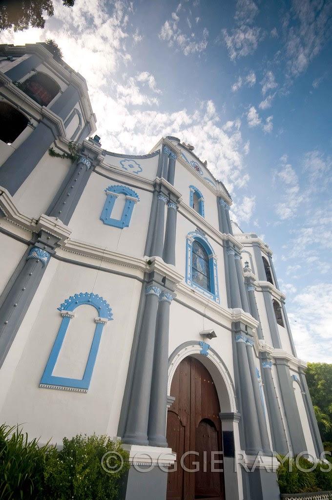 La Union - Our Lady of Namacpacan Skywards